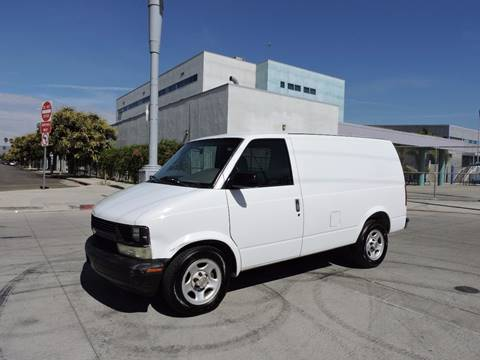 2004 Chevrolet Astro Cargo for sale in North Hollywood, CA