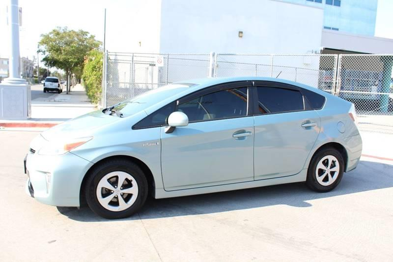 2013 Toyota Prius Two 4dr Hatchback   North Hollywood CA