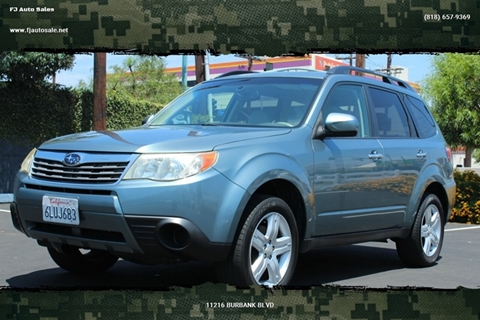 2010 Subaru Forester for sale in North Hollywood, CA