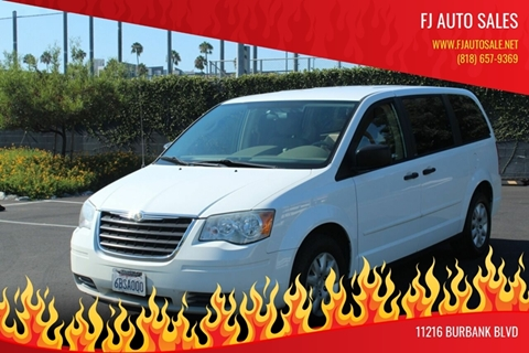 2008 Chrysler Town and Country for sale in North Hollywood, CA