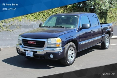 2005 GMC Sierra 1500 for sale in North Hollywood, CA