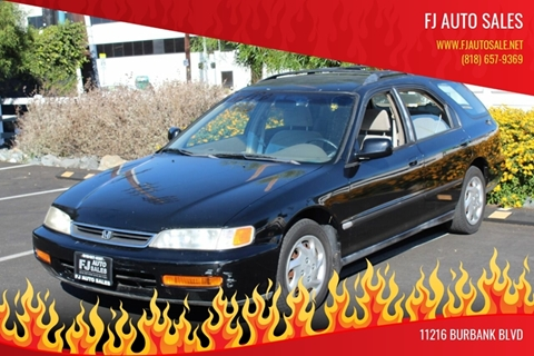 1996 Honda Accord for sale in North Hollywood, CA