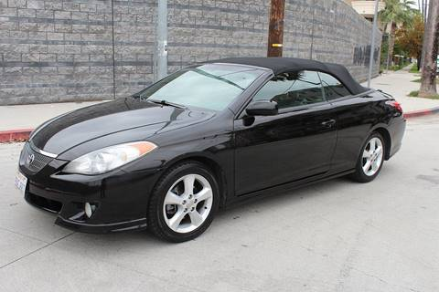 2006 Toyota Camry Solara for sale in North Hollywood, CA