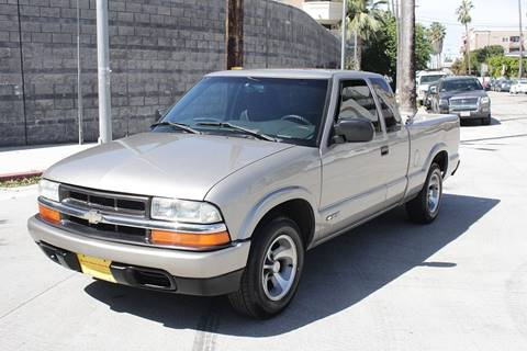 2003 Chevrolet S-10 for sale in North Hollywood, CA