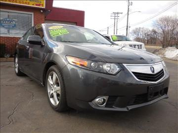 2012 Acura TSX for sale in New Haven, CT