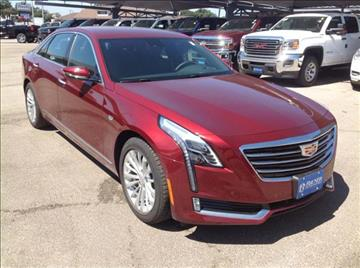 2016 Cadillac CT6 for sale in Stephenville, TX