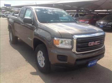 2016 GMC Canyon for sale in Stephenville, TX