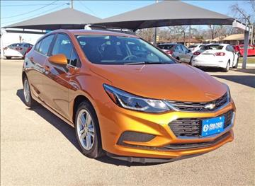 2017 Chevrolet Cruze for sale in Stephenville, TX