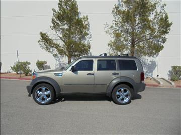 2007 Dodge Nitro for sale in Las Vegas, NV