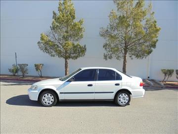 1999 Honda Civic for sale in Las Vegas, NV