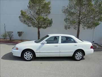 2002 Mazda 626 for sale in Las Vegas, NV