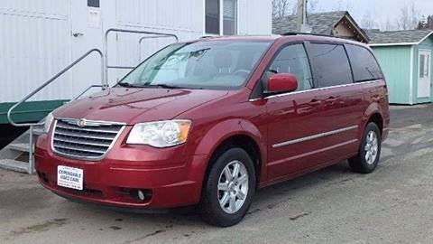 2010 Chrysler Town and Country for sale at Dependable Used Cars Valley in Wasilla AK