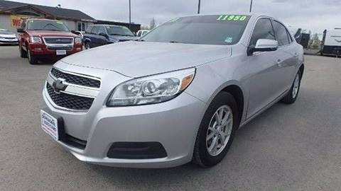 2013 Chevrolet Malibu for sale at Dependable Used Cars Valley in Wasilla AK