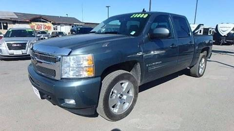 2009 Chevrolet Silverado 1500 for sale at Dependable Used Cars Valley in Wasilla AK