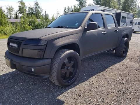 2005 Chevrolet Colorado for sale at Dependable Used Cars Valley in Wasilla AK
