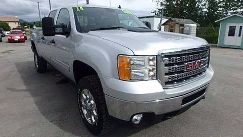 2014 GMC Sierra 2500HD for sale at Dependable Used Cars Valley in Wasilla AK