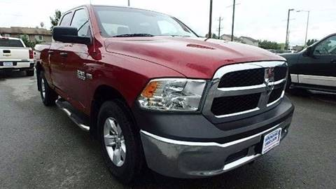 2015 RAM Ram Pickup 1500 for sale at Dependable Used Cars Valley in Wasilla AK