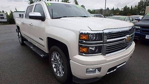 2015 Chevrolet Silverado 1500 for sale at Dependable Used Cars Valley in Wasilla AK