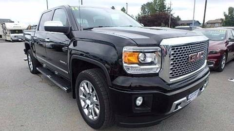2014 GMC Sierra 1500 for sale at Dependable Used Cars Valley in Wasilla AK