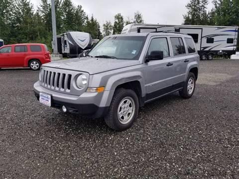 2015 Jeep Patriot for sale in Wasilla, AK