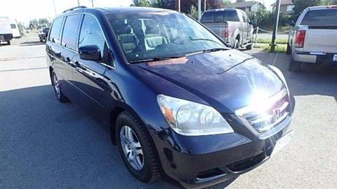 2007 Honda Odyssey for sale at Dependable Used Cars Valley in Wasilla AK