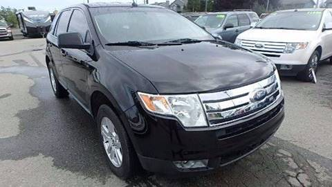 2008 Ford Edge for sale at Dependable Used Cars Valley in Wasilla AK