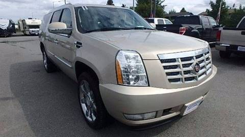 2007 Cadillac Escalade ESV for sale at Dependable Used Cars Valley in Wasilla AK