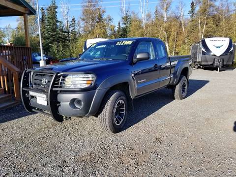 2006 Toyota Tacoma for sale at Dependable Used Cars Valley in Wasilla AK