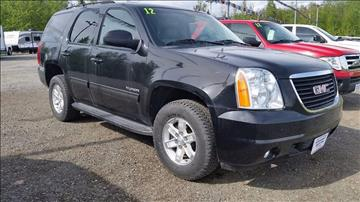 2012 GMC Yukon for sale at Dependable Used Cars Valley in Wasilla AK