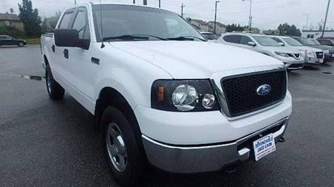 2007 Ford F-150 for sale at Dependable Used Cars Valley in Wasilla AK