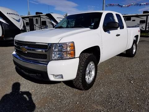 2008 Chevrolet Silverado 1500 for sale at Dependable Used Cars Valley in Wasilla AK