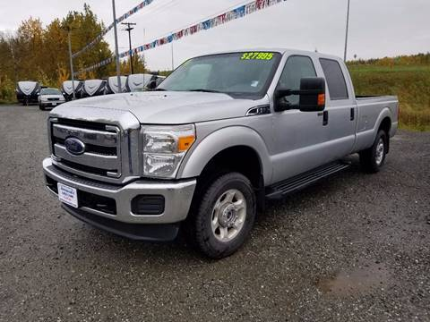 2013 Ford F-250 Super Duty for sale at Dependable Used Cars Valley in Wasilla AK