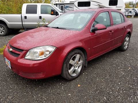 2008 Chevrolet Cobalt for sale at Dependable Used Cars Valley in Wasilla AK