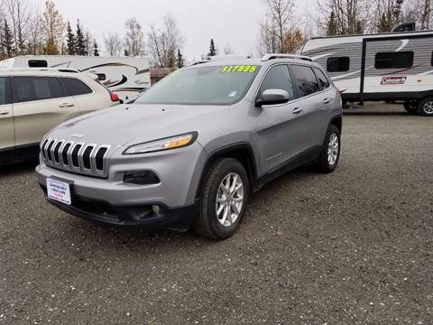 2015 Jeep Cherokee for sale in Wasilla, AK
