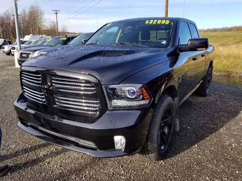 2015 RAM Ram Pickup 1500 for sale in Wasilla, AK