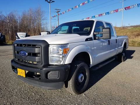 2012 Ford F-350 Super Duty for sale in Wasilla, AK