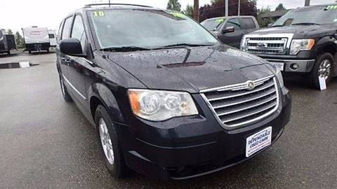 2010 Chrysler Town and Country for sale in Wasilla, AK