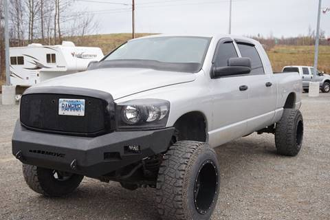 2006 Dodge Ram Pickup 2500 for sale at Dependable Used Cars Valley in Wasilla AK