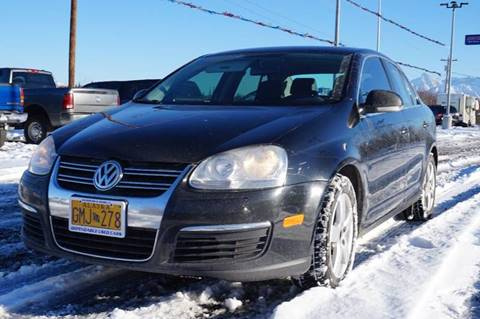 2008 Volkswagen Jetta for sale at Dependable Used Cars Valley in Wasilla AK