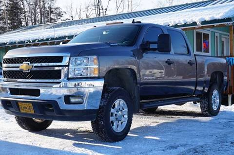 2012 Chevrolet Silverado 2500HD for sale at Dependable Used Cars Valley in Wasilla AK