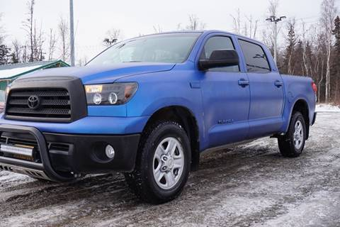 2009 Toyota Tundra for sale at Dependable Used Cars Valley in Wasilla AK