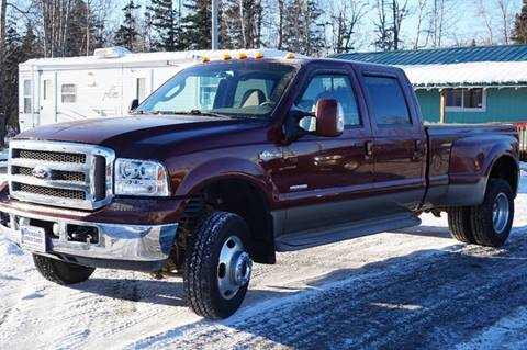 2006 Ford F-350 Super Duty for sale at Dependable Used Cars Valley in Wasilla AK