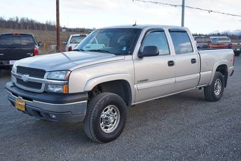 2005 Chevrolet Silverado 1500HD for sale at Dependable Used Cars Valley in Wasilla AK