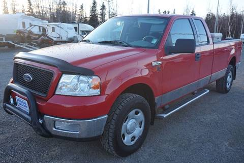 2004 Ford F-150 for sale at Dependable Used Cars Valley in Wasilla AK