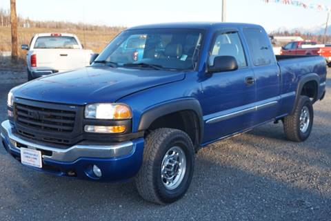 2004 GMC Sierra 1500 for sale at Dependable Used Cars Valley in Wasilla AK