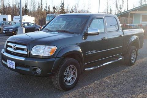 2005 Toyota Tundra for sale at Dependable Used Cars Valley in Wasilla AK