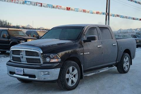 2009 Dodge Ram Pickup 1500 for sale at Dependable Used Cars Valley in Wasilla AK