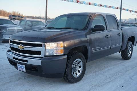 2010 Chevrolet Silverado 1500 for sale at Dependable Used Cars Valley in Wasilla AK