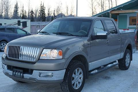2006 Lincoln Mark LT for sale at Dependable Used Cars Valley in Wasilla AK