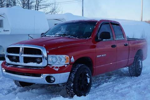 2004 Dodge Ram Pickup 1500 for sale at Dependable Used Cars Valley in Wasilla AK